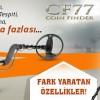 Makro CF 77 Coinfinder Dedektör