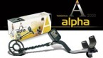 Teknetics Alpha 2000 Dedektör