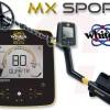 Whites MX Sport Dedektör