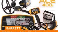 Garrett Ace 400 i