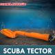 Scuba Tector Su Altı Dedektör