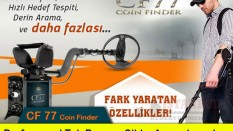 Makro CF 77 Coin Finder Dedektör