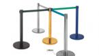 Şerit Bariyer Sistemleri + Renk Seçenekleri