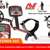 Minelab X-Terra 305 Fiyatı