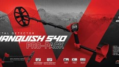 Minelab Vanquish 540 Pro Paket