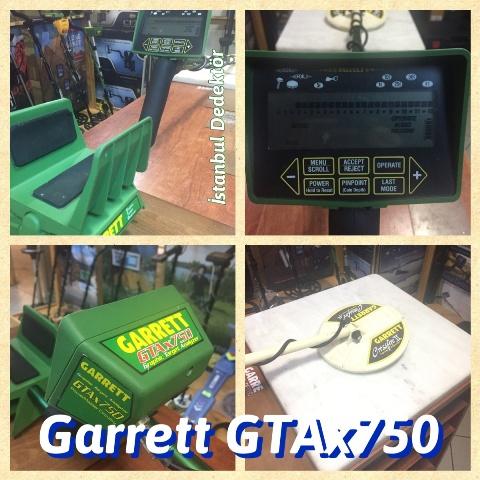 Garrett GTAX 750