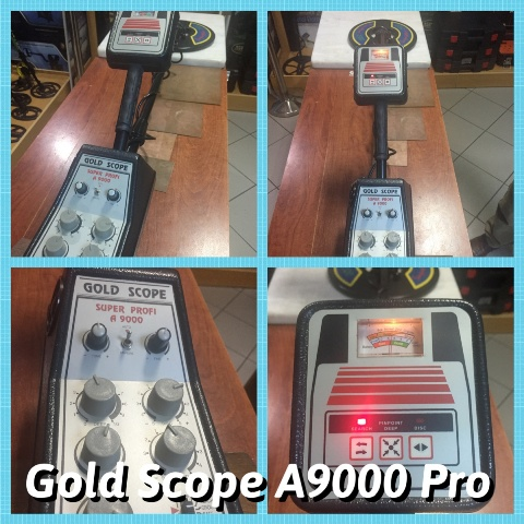 Gold Scope A9000 Pro