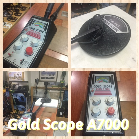Gold Scope A7000