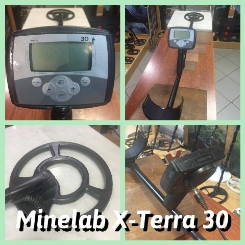 Minelab X Terra 30