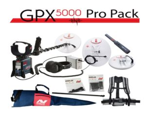 Minelab GPX 5000