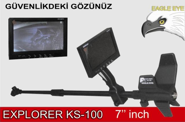 Araç Altı Arama Kamerası