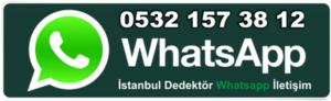 WhatsApp İstanbul Dedektör