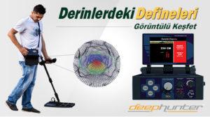 Deephunter 3D Pro Dedektör Yeni