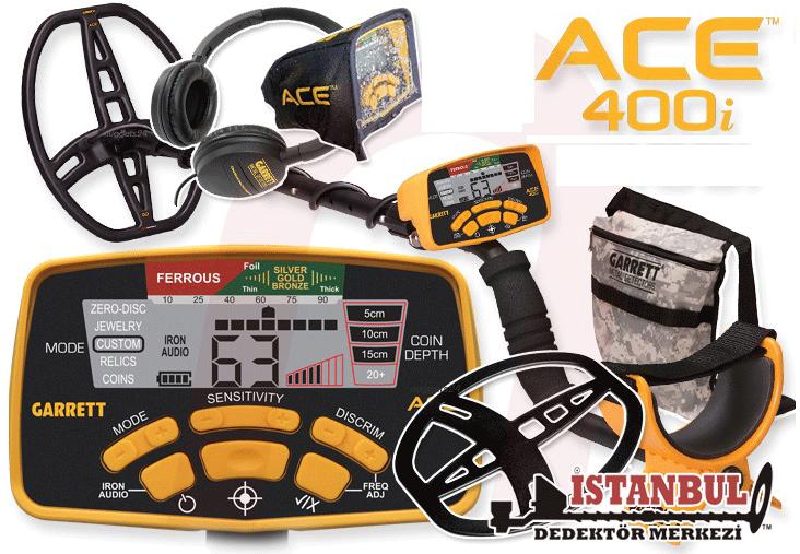 Garrett Ace 400i Dedektör Fiyatı