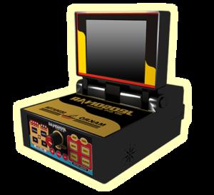 Jeosonar 3D Dedektör Görüntülü